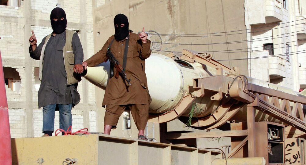 過激派組織「イスラム国」