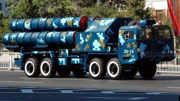 台湾 中国による南シナ海の島への地対空ミサイル配備を確認 - Sputnik 日本