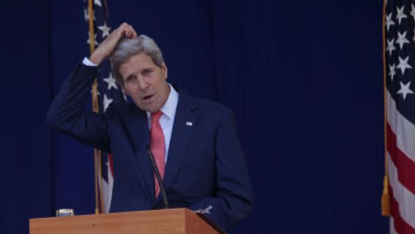 ケリー米国務長官 - Sputnik 日本