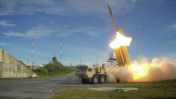 地上用ミサイルTHAAD - Sputnik 日本