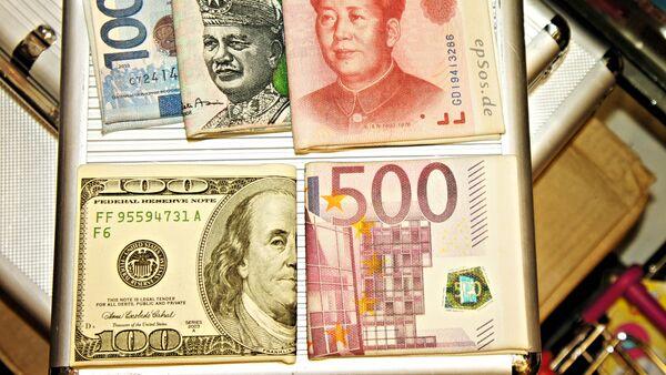 中国元と諸国の紙幣 - Sputnik 日本