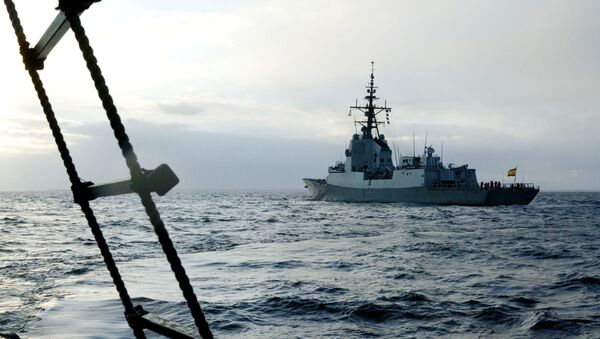 NATO軍艦 - Sputnik 日本