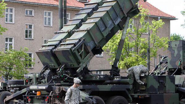 米製の地対空ミサイル「パトリオットミサイル」 - Sputnik 日本