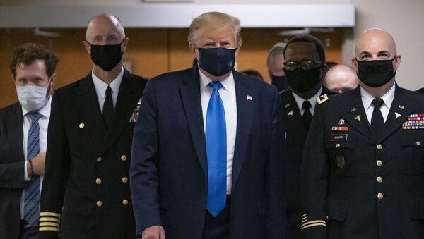 アメリカのトランプ大統領 - Sputnik 日本