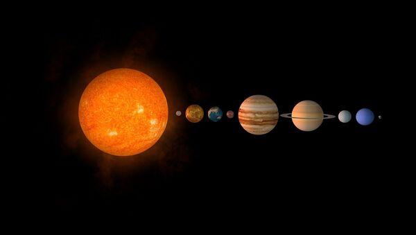 太陽系 - Sputnik 日本
