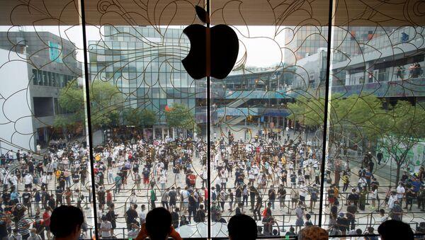 アップル店 北京 - Sputnik 日本