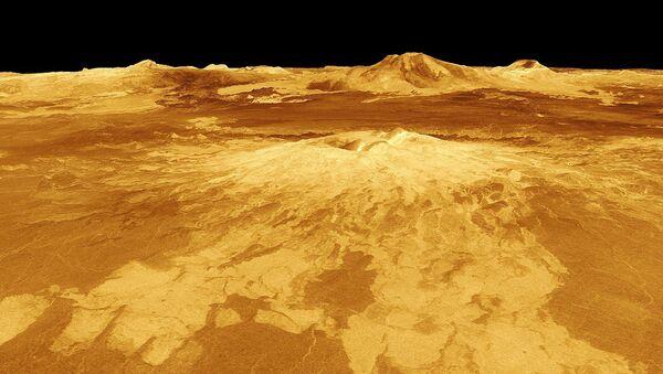 天文学者らが発見 金星表面に活火山 - Sputnik 日本