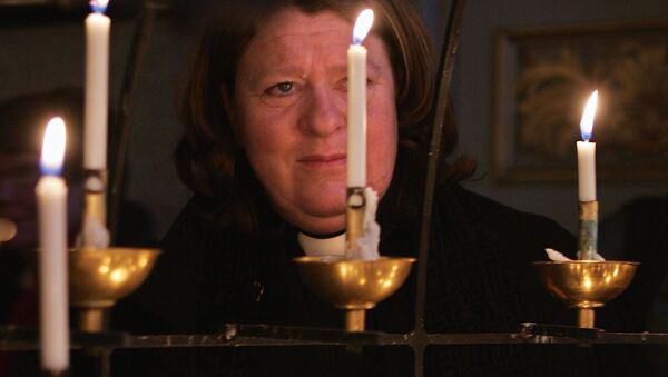 女性の聖職者 スウェーデン - Sputnik 日本