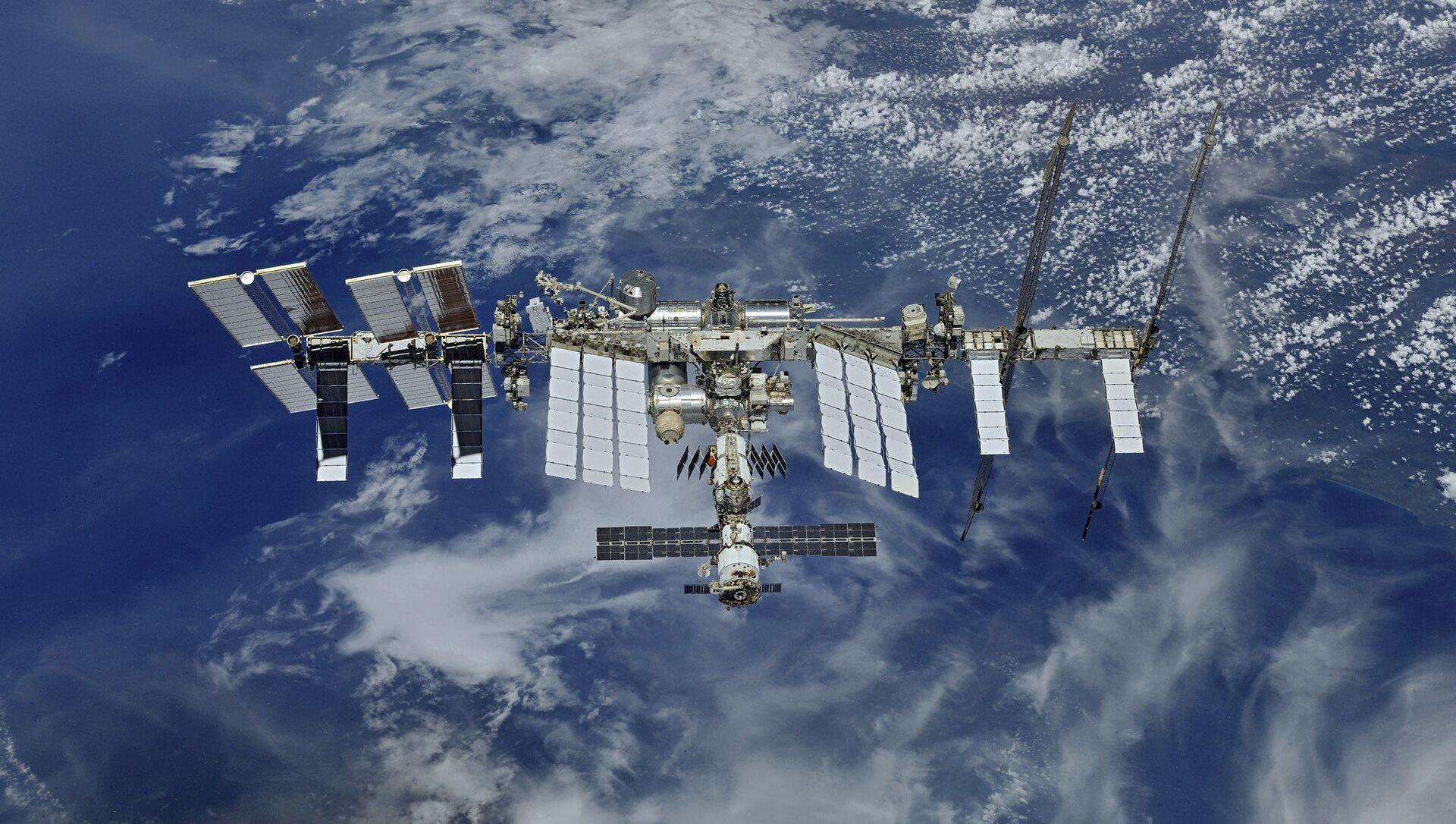 ISS - Sputnik 日本, 1920, 20.06.2021