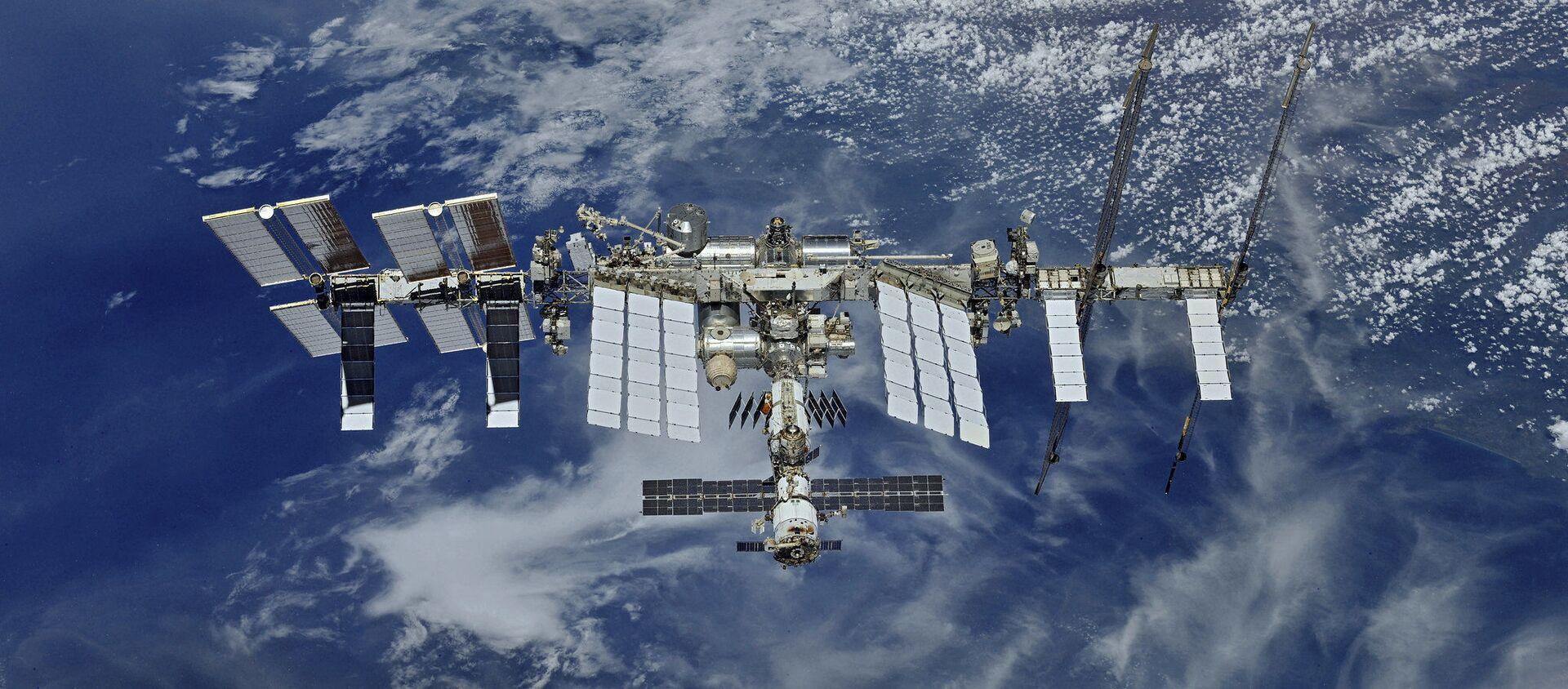 ISS - Sputnik 日本, 1920, 09.07.2021