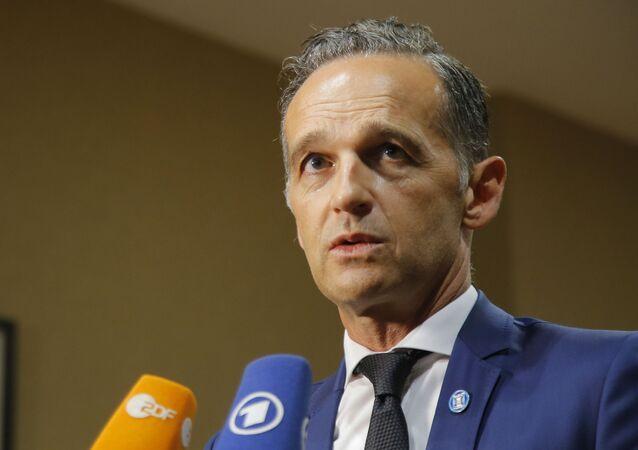 ドイツ政府のハイコ・マース外相