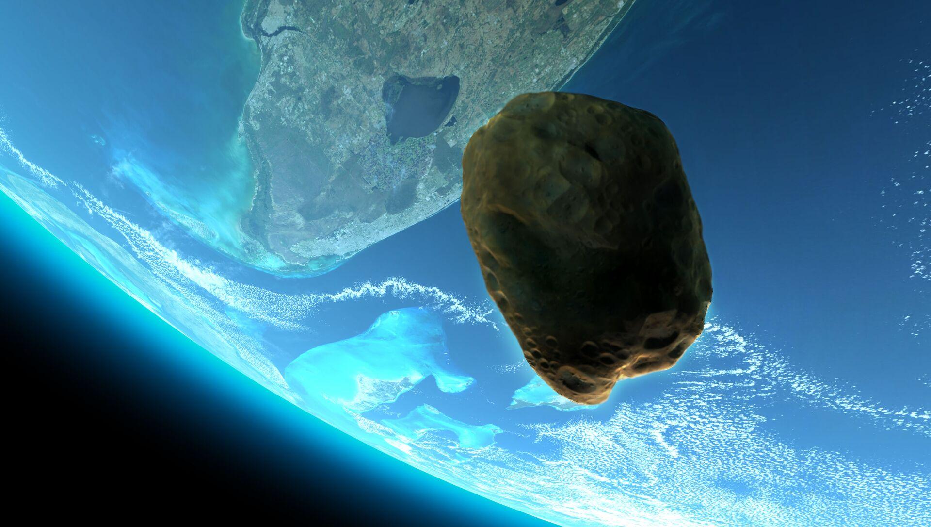小惑星 - Sputnik 日本, 1920, 07.10.2021