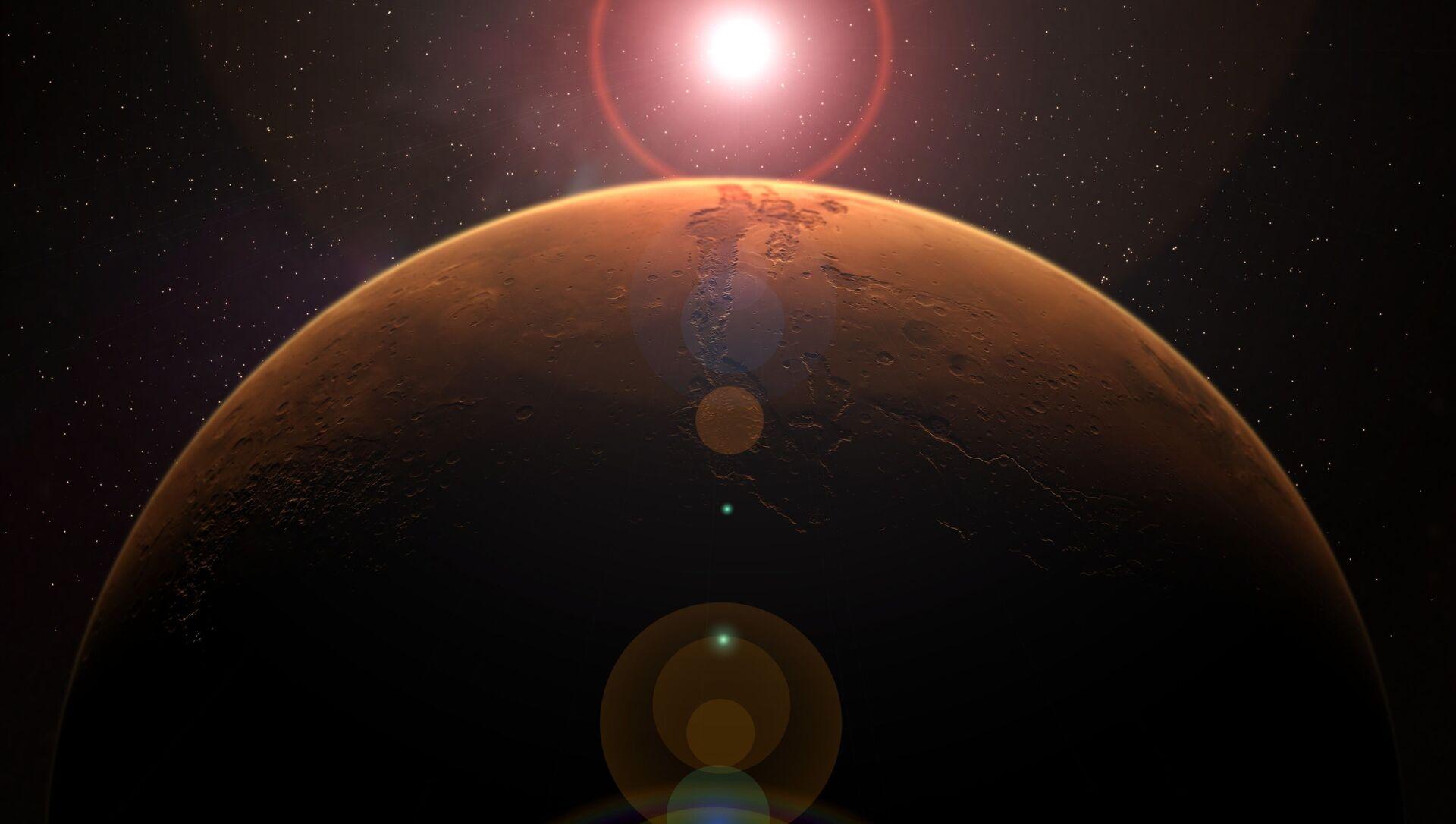 火星 - Sputnik 日本, 1920, 20.09.2021