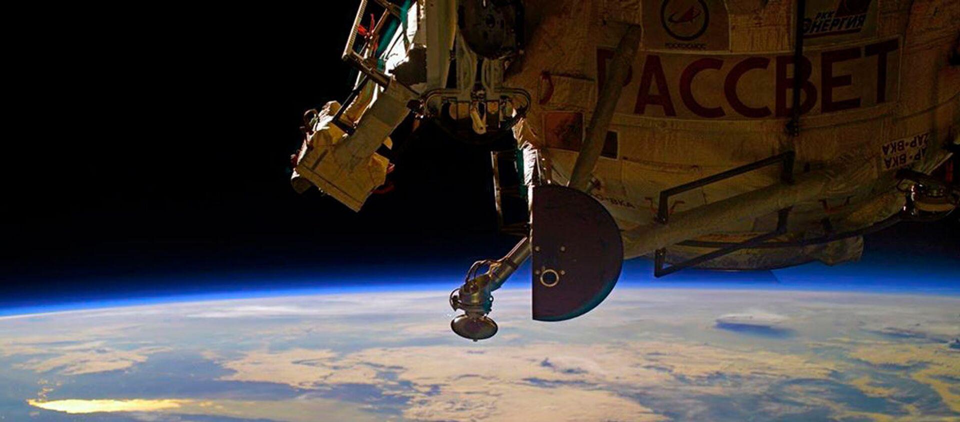 国際宇宙ステーション - Sputnik 日本, 1920, 01.07.2021