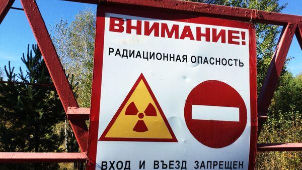 チェルノブイリ原発事故エリア - Sputnik 日本