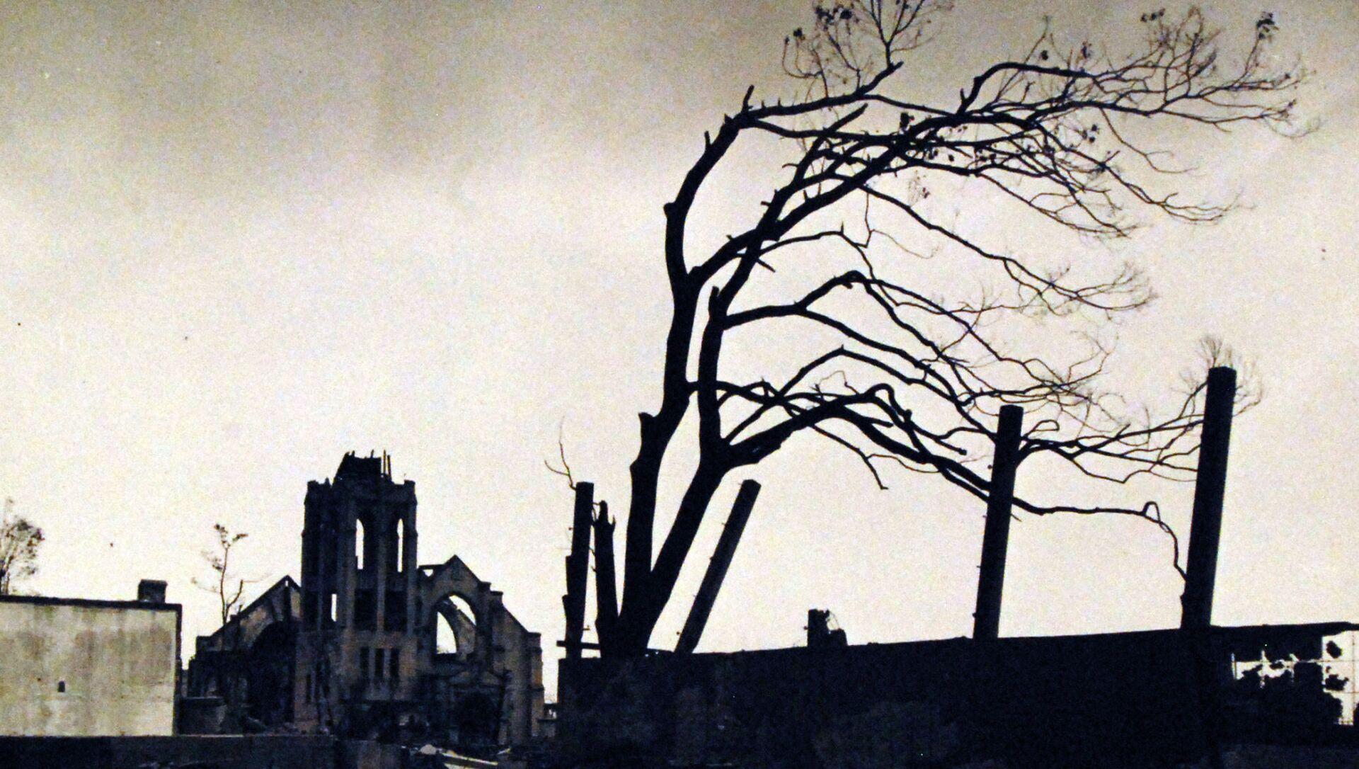 広島での原爆投 - Sputnik 日本, 1920, 27.07.2021