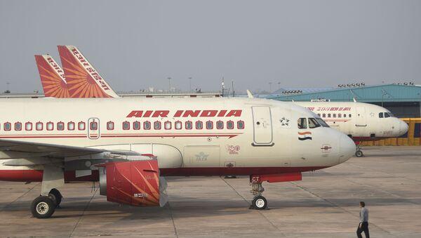 エア・インディア・エクスプレスの旅客機(アーカイブ写真) - Sputnik 日本