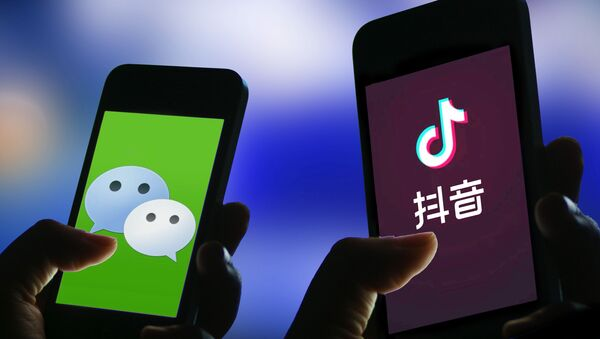 WeChat ロゴ - Sputnik 日本