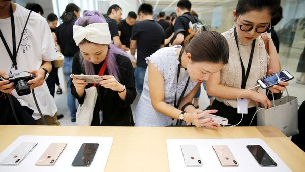 iPhone - Sputnik 日本