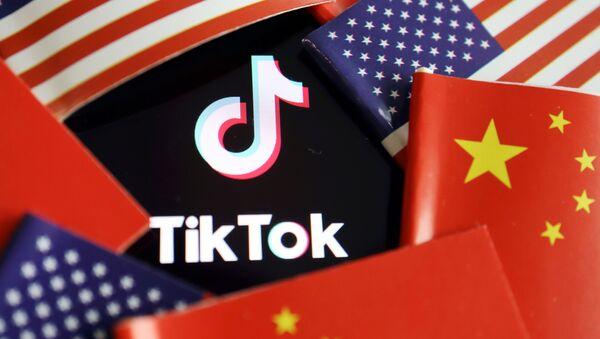 TikTok - Sputnik 日本