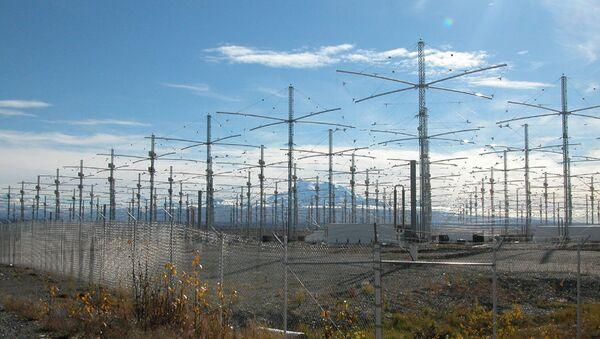 HAARP - Sputnik 日本