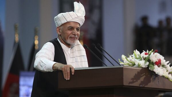 アフガニスタン大統領 - Sputnik 日本