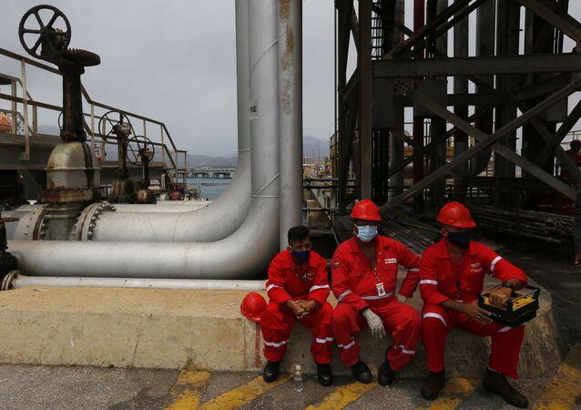 ベネズエラ石油