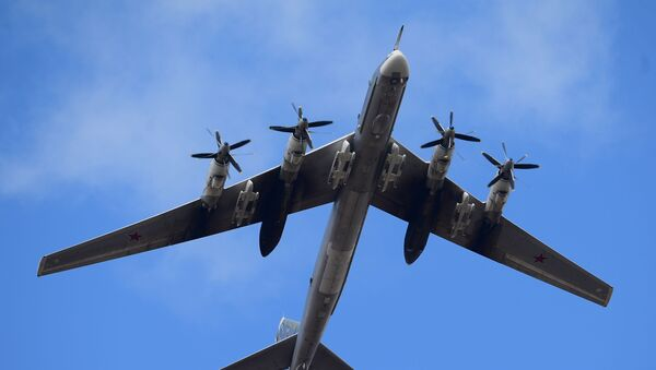 日本の航空自衛隊 ロシア爆撃機の随伴飛行に戦闘機を発進 - Sputnik 日本