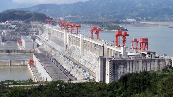 三峡ダム - Sputnik 日本