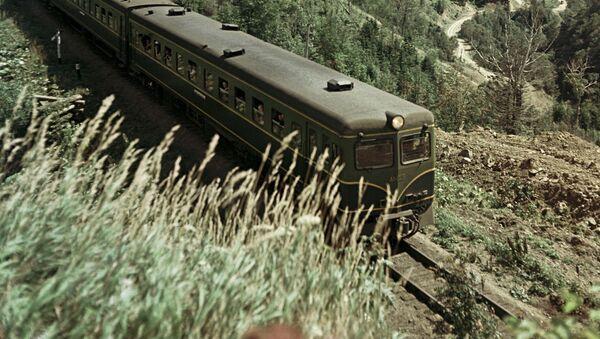 1世紀の歴史に幕 サハリンの鉄道から消えゆく日本の痕跡=東京新聞 - Sputnik 日本