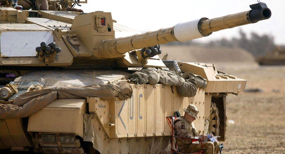 戦車「チャレンジャー2」