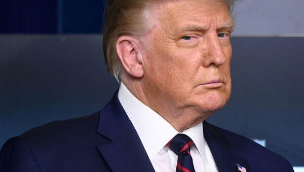 トランプ大統領 - Sputnik 日本
