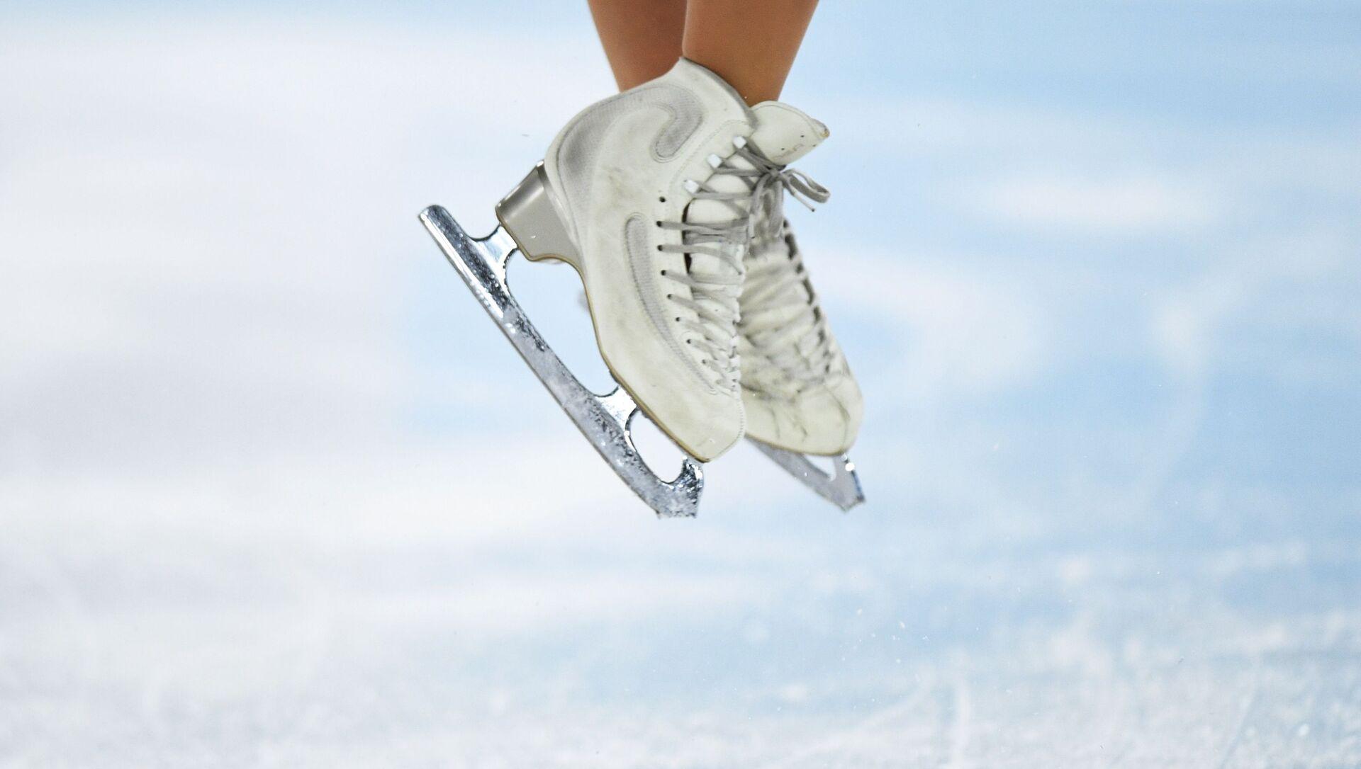 フィギュアスケート - Sputnik 日本, 1920, 17.04.2021