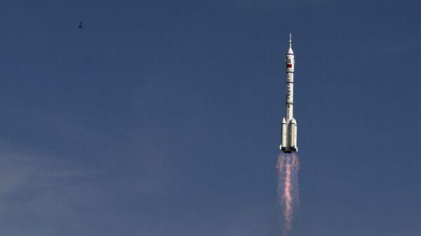 中国の「長征2号-F」 - Sputnik 日本