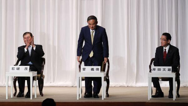 立会演説会 - Sputnik 日本