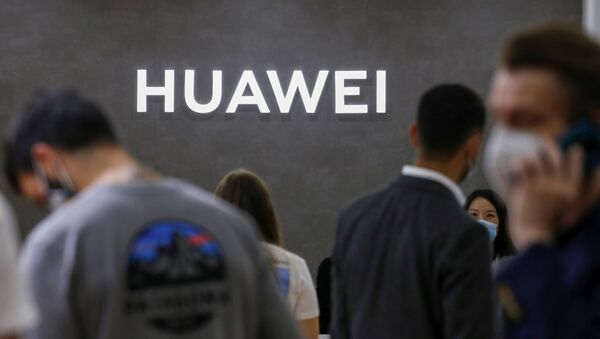 Huawei - Sputnik 日本