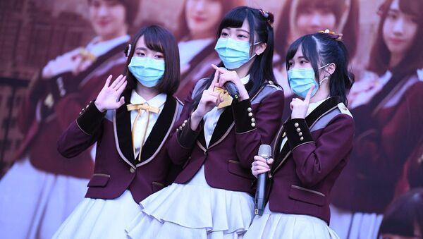 AKB48(2020年2月) - Sputnik 日本