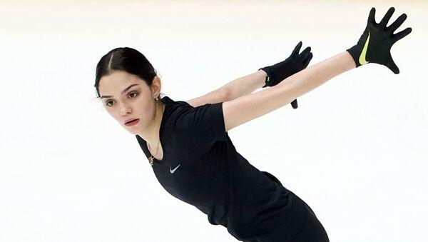 メドベージェワ選手 - Sputnik 日本