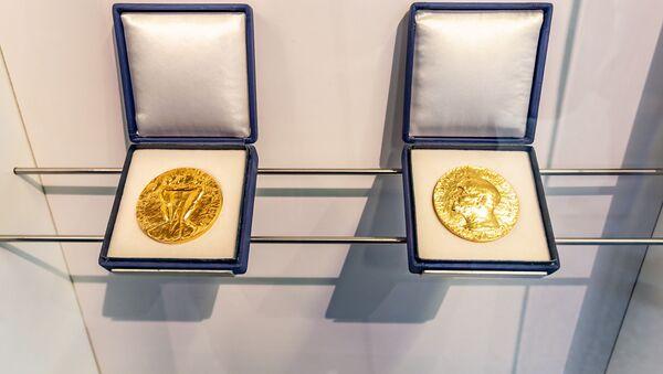 ノーベル平和賞 - Sputnik 日本