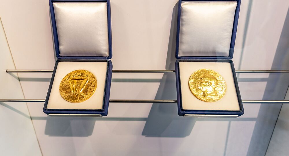 ノーベル平和賞