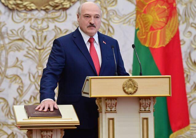 ベラルーシのルカシェンコ大統領