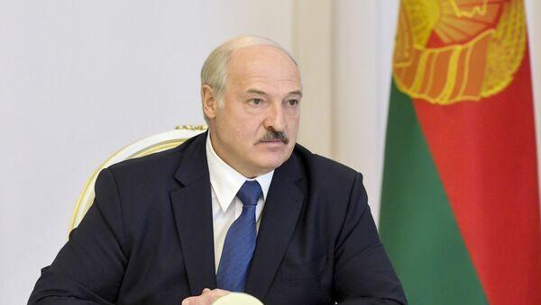ベラルーシ大統領 ウクライナとの国境封鎖を指示 - Sputnik 日本