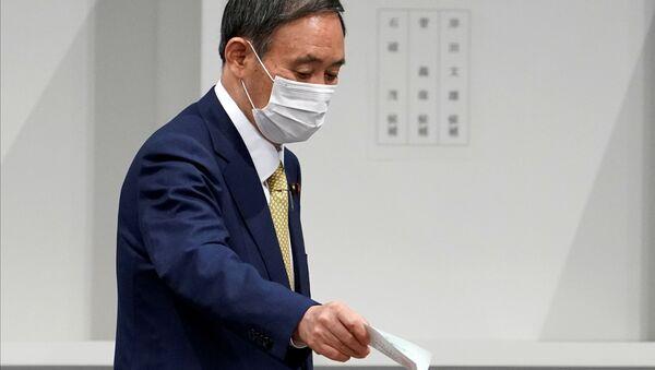菅総理 - Sputnik 日本