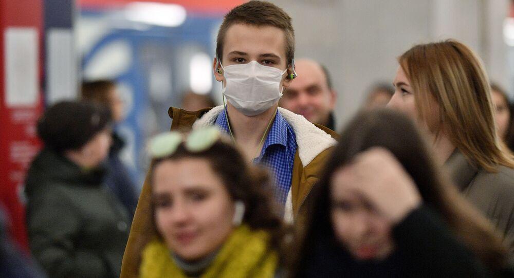 再び最多:ロシア、過去24時間の新規感染者2万人超 新型コロナ