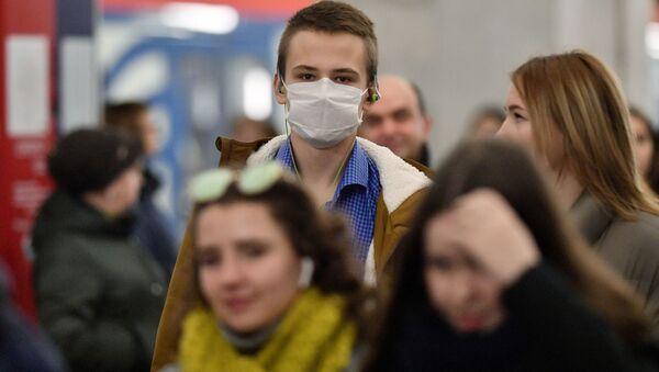 マスク着用で命は救える 数理モデルで顕著な結果 - Sputnik 日本
