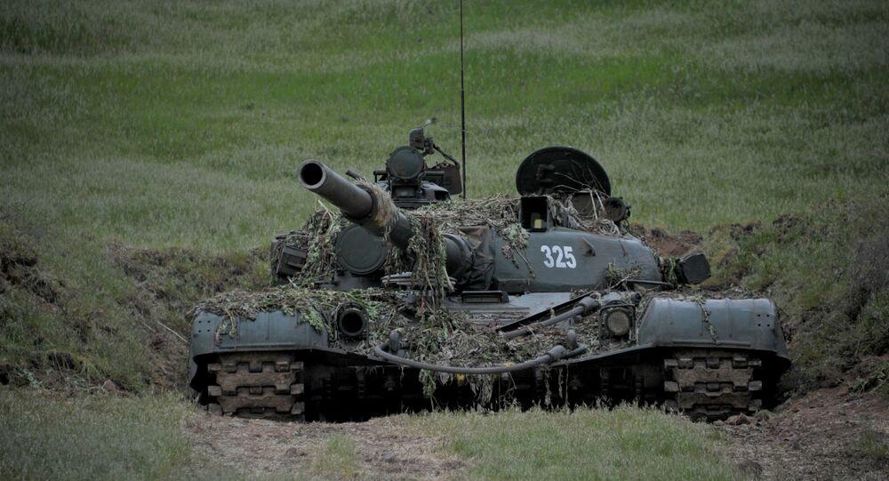 ナゴルノ・カラバフの兵器