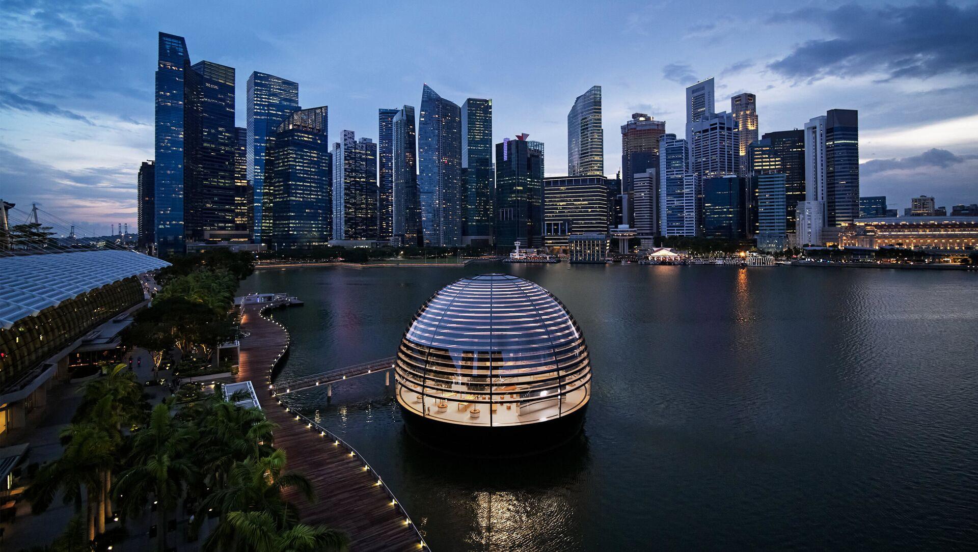 シンガポール - Sputnik 日本, 1920, 10.10.2021