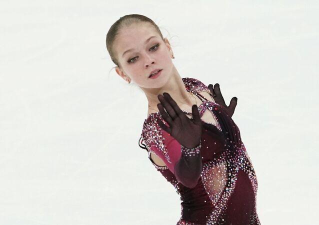 アレクサンドラ・トルソワ