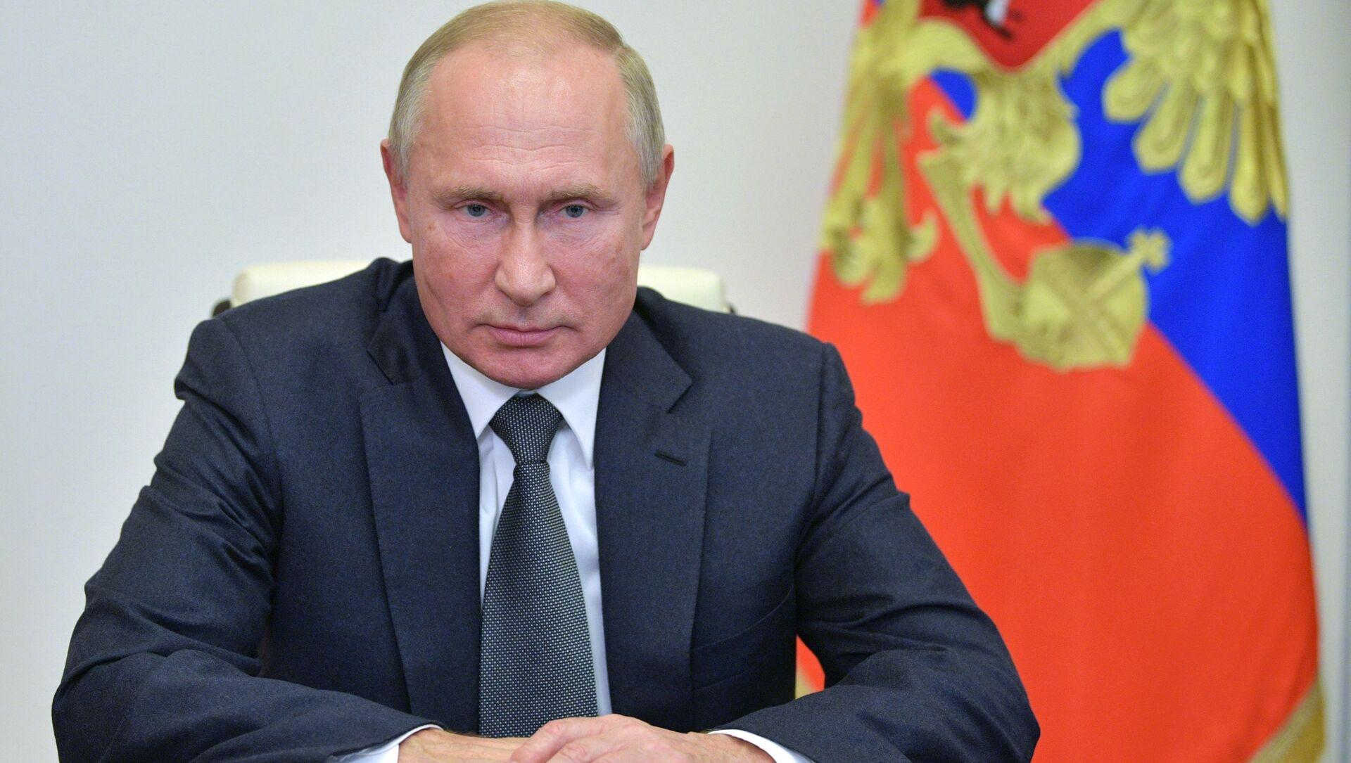 プーチン大統領 - Sputnik 日本, 1920, 24.03.2021