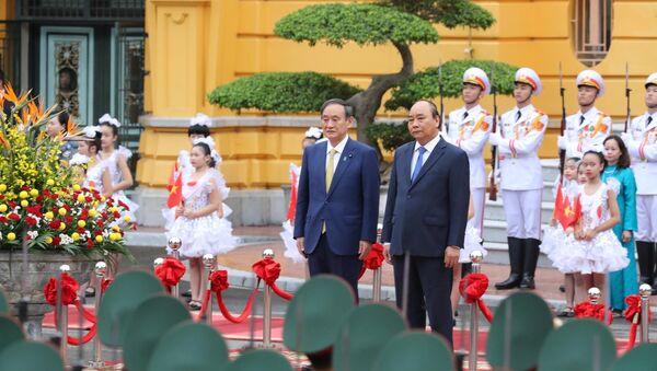 菅首相の初の外国訪問について、元駐日ベトナム大使に聞く - Sputnik 日本
